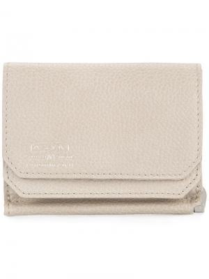 Бумажник Shrink As2ov. Цвет: серый