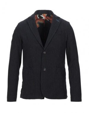 Пиджак KOON. Цвет: стальной серый