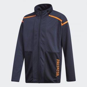 Олимпийка Predator Performance adidas. Цвет: оранжевый