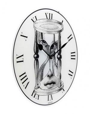 Настенные часы FORNASETTI. Цвет: белый