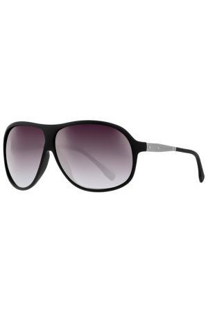 Солнцезащитные очки Guess. Цвет: серебряный