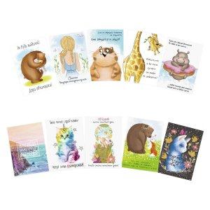 Набор открыток на каждый день Дарите Счастье