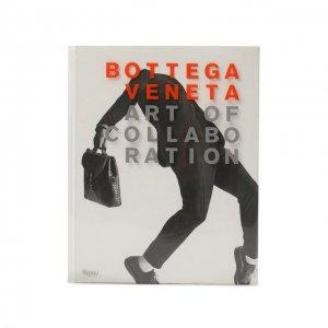Книга «Art of Collaboration» Bottega Veneta. Цвет: разноцветный