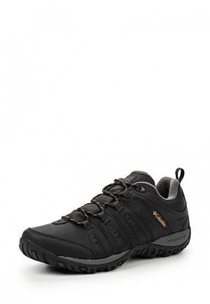 Ботинки трекинговые Columbia PEAKFREAK™ NOMAD WATERPROOF. Цвет: черный