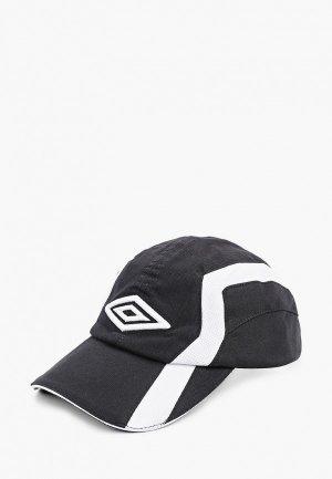Бейсболка Umbro GOAL CAP. Цвет: черный