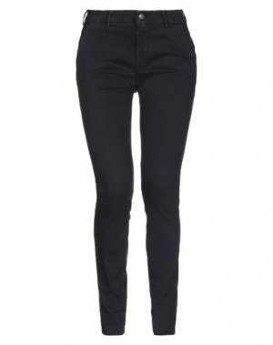 Повседневные брюки MAISON CLOCHARD. Цвет: темно-синий