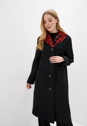 Пальто Kata Binska Peta. Цвет: черный
