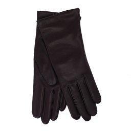 Перчатки INES/A темно-фиолетовый AGNELLE