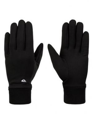 Перчатки Hottawa - Черный Quiksilver. Цвет: черный