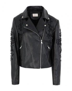 Куртка TOY G.. Цвет: черный