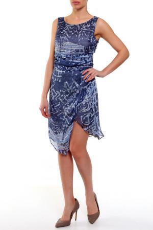 Платье Caractere. Цвет: мультицвет