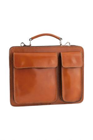 Briefcase ORE10. Цвет: honey