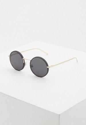 Очки солнцезащитные Dolce&Gabbana 0DG2246 131187. Цвет: черный