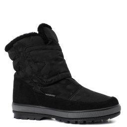 Ботинки 8760 черный ANTARCTICA