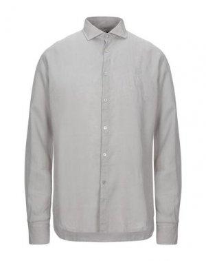 Pубашка HENRI LLOYD. Цвет: серый