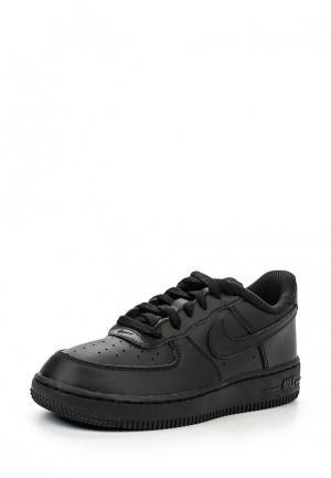 Кроссовки Nike Boys Air Force 1 (PS) Pre-School Shoe. Цвет: черный