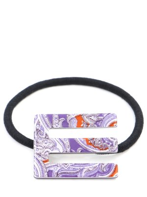 Резинка для волос с декором ETRO