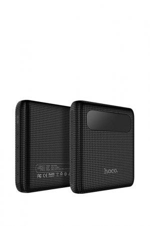 Внешний аккумулятор B20-10000 Hoco. Цвет: черный