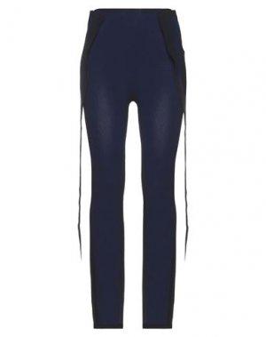 Повседневные брюки ISSEY MIYAKE. Цвет: темно-синий