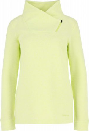 Джемпер флисовый женский , размер 50-52 Glissade. Цвет: желтый