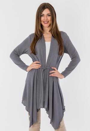 Кардиган S&A Style. Цвет: серый
