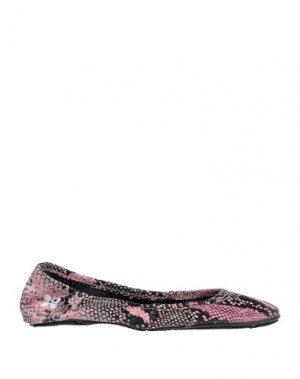 Балетки BUTTERFLY TWISTS. Цвет: розовый