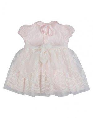 Платье LADIA. Цвет: розовый