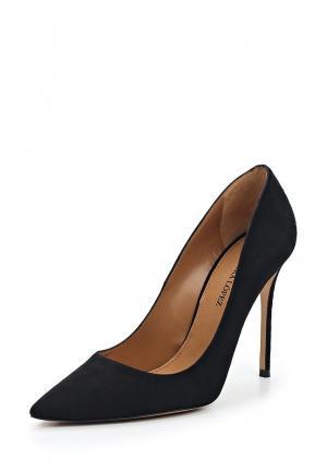 Туфли Pura Lopez. Цвет: черный