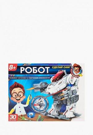 Набор для опытов Играем Вместе Робот, 40 деталей. Цвет: разноцветный