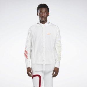 Рубашка с длинным рукавом by Pyer Moss Reebok