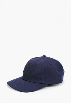 Бейсболка ASICS LOGO CAP. Цвет: синий