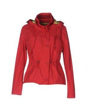 Куртка FREEDOMDAY. Цвет: красный