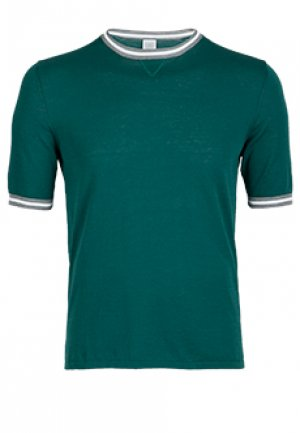 Олимпийка ELEVENTY. Цвет: зеленый
