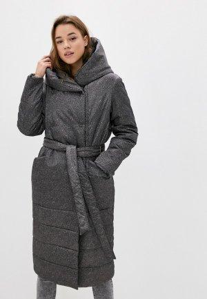 Куртка утепленная Argent. Цвет: серый