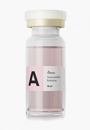 Сыворотка для лица Almea лица, ASTAXANTHIN SOLUTION с астаксантином, 10 мл.. Цвет: прозрачный