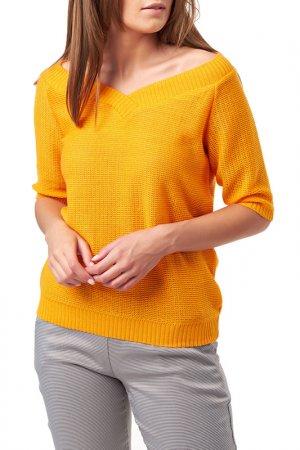 Пуловер Fly. Цвет: оранжевый