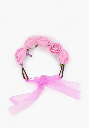 Венок Nothing but Love. Цвет: розовый