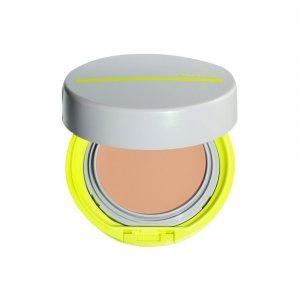 Компактное тональное BB-средство Sports SPF50+, Medium Shiseido. Цвет: бесцветный