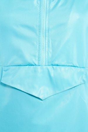 Анорак бирюзового цвета Sport Angel. Цвет: голубой