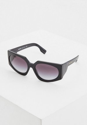 Очки солнцезащитные Burberry 0BE4306 30018G. Цвет: черный