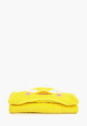 Полотенце Ostin O'stin. Цвет: желтый