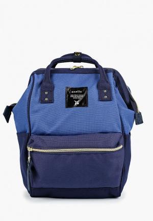 Рюкзак Anello MINI 10L. Цвет: синий