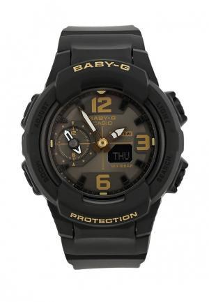 Часы Casio Baby-G BGA-230-1B. Цвет: черный