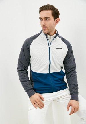Куртка утепленная Craft ADV STORM JKT. Цвет: серый
