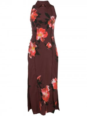 Платье Jeannette Altuzarra. Цвет: черный