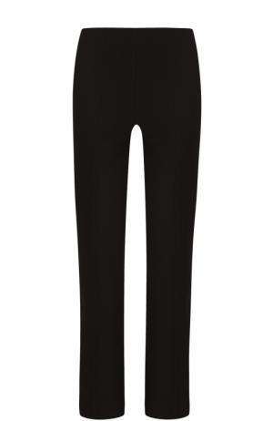 Укороченные брюки Vince. Цвет: чёрный
