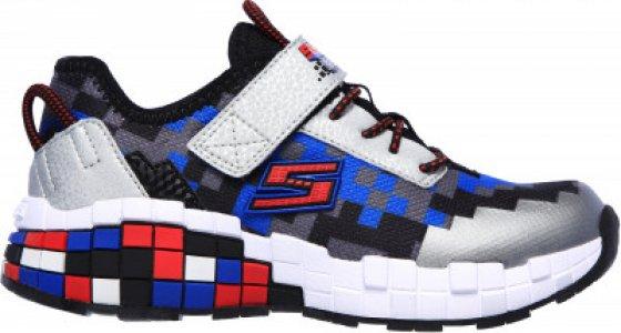 Кроссовки для мальчиков Mega-Craft, размер 28.5 Skechers. Цвет: черный