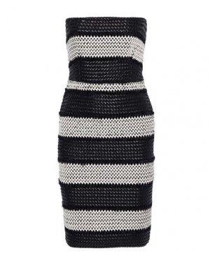 Короткое платье BLACK HALO EVE by LAUREL BERMAN. Цвет: черный