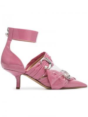 Туфли с ремешком на щиколотке Midnight 00