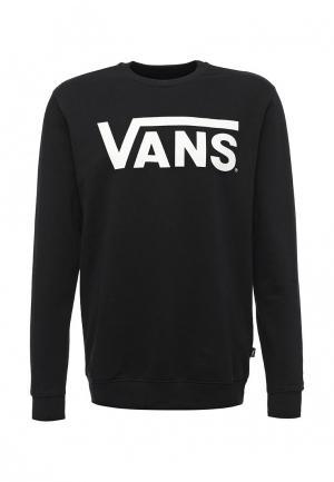 Свитшот Vans MN CLASSIC CREW. Цвет: черный
